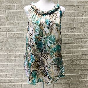 Signature by Larry Levine Sleeveless Top Size XL